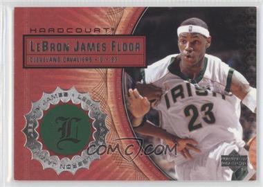 2003-04 Upper Deck Hardcourt Lebron James Floor #LB1 - Lebron James