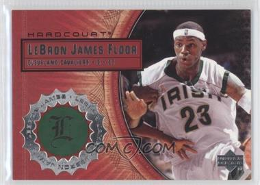 2003-04 Upper Deck Hardcourt Lebron James Floor #LB1 - Lebron James