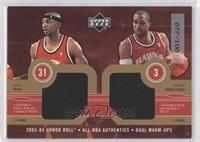 Jason Terry, Shareef Abdur-Rahim /100