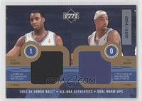 Tracy McGrady, Drew Gooden /100