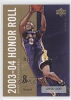 Kobe Bryant /100