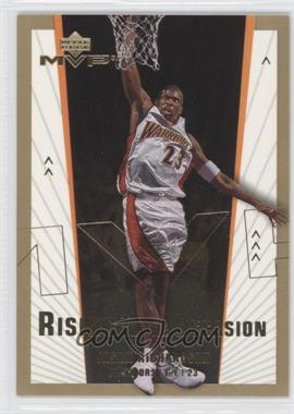 2003-04 Upper Deck MVP - Rising to the Occasion #RO10 - Jason Richardson
