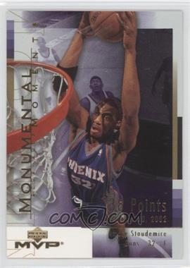 2003-04 Upper Deck MVP Monumental Moments #MM7 - Amar'e Stoudemire
