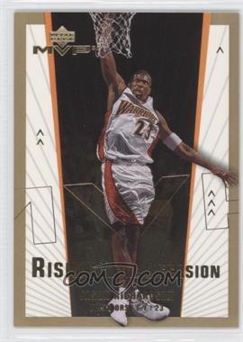 2003-04 Upper Deck MVP Rising to the Occasion #RO10 - Jason Richardson