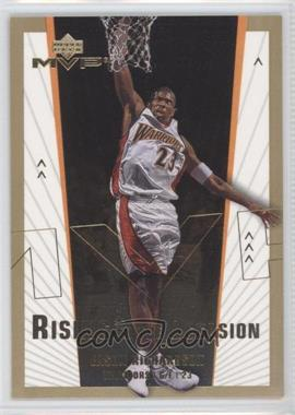 2003-04 Upper Deck MVP Rising to the Occasion #RO10 - Jason Richardson