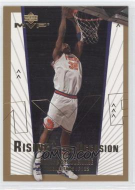 2003-04 Upper Deck MVP Rising to the Occasion #RO14 - Amar'e Stoudemire