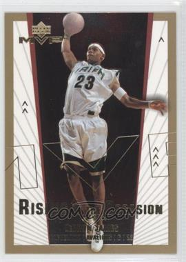 2003-04 Upper Deck MVP Rising to the Occasion #RO2 - Lebron James