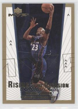 2003-04 Upper Deck MVP Rising to the Occasion #RO3 - Michael Jordan