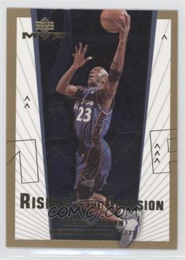 2003-04 Upper Deck MVP Rising to the Occasion #RO3 - Michael Jordan