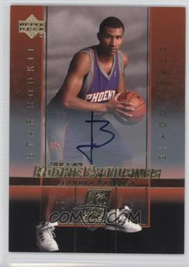 2003-04 Upper Deck Rookie Exclusives Autograph [Autographed] #A23 - Leandro Barbosa