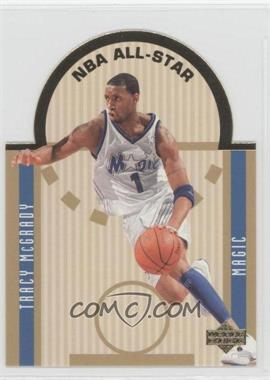 2003-04 Upper Deck SE Die Cut All Stars #SE11 - Tracy McGrady