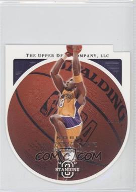 """2003-04 Upper Deck Standing """"O"""" - [Base] - Die-Cut/Embossed #33 - Kobe Bryant"""