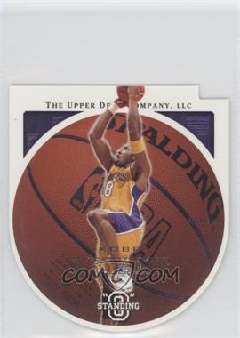 """2003-04 Upper Deck Standing """"O"""" Die-Cut/Embossed #33 - Kobe Bryant"""