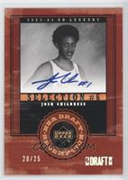 Josh Childress /25