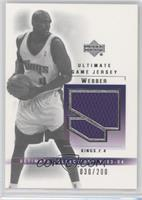 Chris Webber /200
