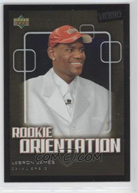 2003-04 Upper Deck Victory - [Base] #101 - Lebron James