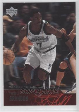 2003-04 Upper Deck #5 - Terrell Brandon