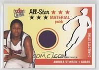 Andrea Stinson /100