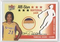 Tamecka Dixon /100