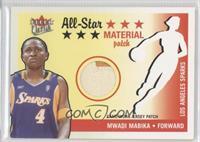 Mwadi Mabika /100