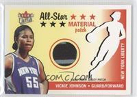 Vickie Johnson /100