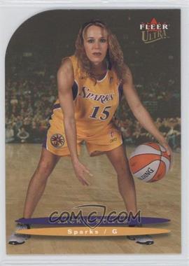 2003 Fleer Ultra WNBA Gold Medallion Edition #43 - Jackie Stiles