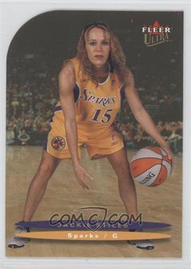 2003 Fleer Ultra WNBA Gold Medallion Edition #43 - Jackie Stiles