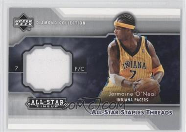 2004-05 All-Star Lineup All-Star Staples Threads #STT-JO - Jermaine O'Neal