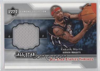 2004-05 All-Star Lineup All-Star Staples Threads #STT-KM - Kenyon Martin
