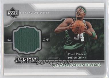 2004-05 All-Star Lineup All-Star Staples Threads #STT-PP - Paul Pierce