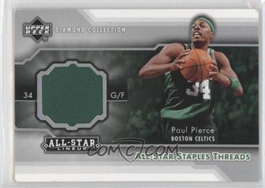 2004-05 All-Star Lineup All-Star Staples Threads #STT-PP - Paul Pierce