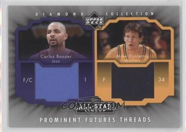 2004-05 All-Star Lineup Prominent Futures Threads #PFT-BD - Mike Dunleavy