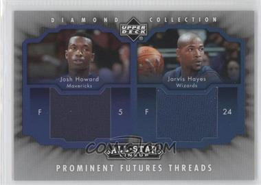 2004-05 All-Star Lineup Prominent Futures Threads #PFT-HH - Jarvis Hayes, Josh Howard