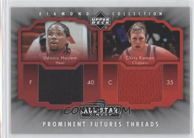 2004-05 All-Star Lineup Prominent Futures Threads #PFT-HK - Chris Kaman, Udonis Haslem