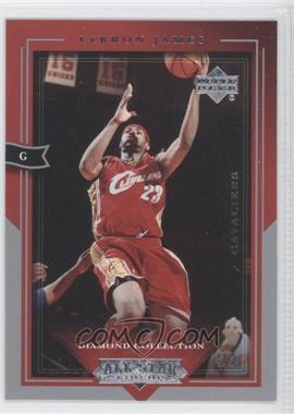 2004-05 All-Star Lineup #13 - Lebron James