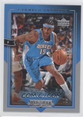 2004-05 All-Star Lineup #19 - Carmelo Anthony
