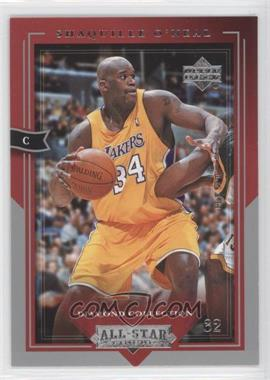 2004-05 All-Star Lineup #43 - Shaquille O'Neal