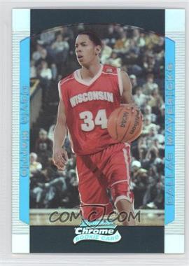 2004-05 Bowman Draft Picks & Prospects Chrome Refractor #119 - Devin Harris /300