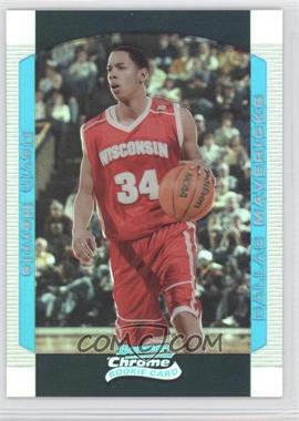 2004-05 Bowman Draft Picks & Prospects Chrome Refractor #119 - Devin Harris /300