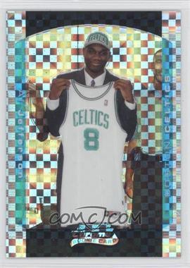 2004-05 Bowman Draft Picks & Prospects Chrome X-Fractor #115 - Al Jefferson /150