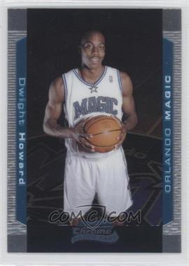 2004-05 Bowman Draft Picks & Prospects Chrome #129 - Dwight Howard