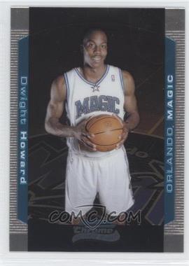 2004-05 Bowman Draft Picks & Prospects Chrome #129 - Dwight Howard