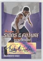 Ricky Minard
