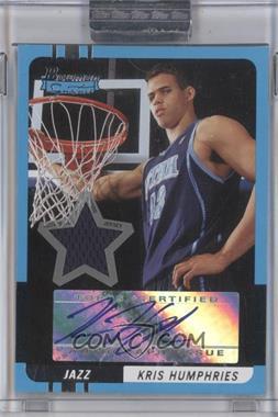 2004-05 Bowman Signature - [Base] #70 - Kris Humphries /399