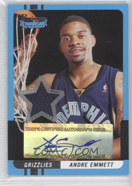 2004-05 Bowman Signature #58 - Andre Emmett /399