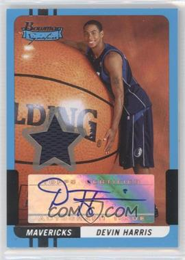 2004-05 Bowman Signature #64 - Devin Harris /399