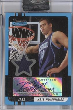 2004-05 Bowman Signature #70 - Kris Humphries /399