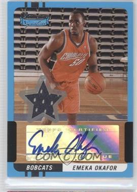 2004-05 Bowman Signature #84 - Emeka Okafor /399