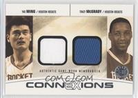 Yao Ming, Tracy McGrady /22