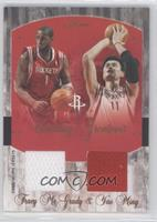 Tracy McGrady, Yao Ming /99